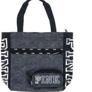 Tote Bag and Matching Tech pouch